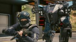 Для Cyberpunk 2077 вышел мод, отключающий полицейское преследование