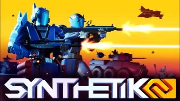 Опубликован первый геймплей Synthetik 2