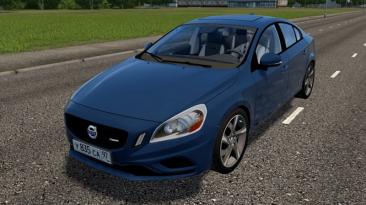 "City Car Driving ""Volvo S60 R-Design 2011 Update (v1.5.8 - 1.5.9.2)"""
