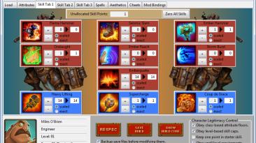 """Torchlight 2 """"Tl2RapidRespec 2.04"""""""