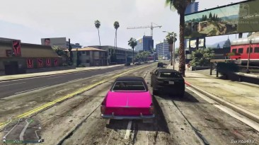 GTA Online - Vapid Peyote Gasser