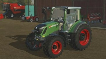 "Pure Farming 2018 ""Трактор Fendt 313"""