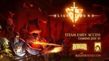 Кооперативный dungeon crawler Blightbound выйдет в раннем доступе 29 июля