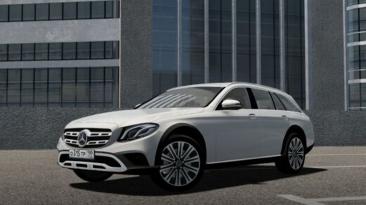 """City Car Driving """"Mercedes-Benz E400d All-Terrain (v1.5.9.2)"""""""