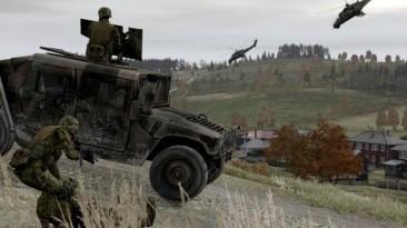 Русская версия Armed Assault 2 отправилась в печать
