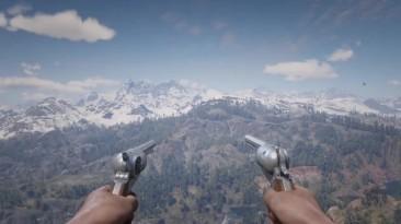 Red Dead Redemption 2 - Демонстрация нового оружия