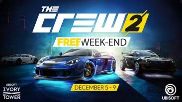 The Crew 2 будет доступна бесплатно с 5 по 9 декабря для подписчиков Xbox Live Gold