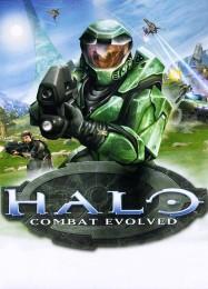 Обложка игры Halo: Combat Evolved