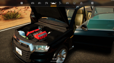 "Car Mechanic Simulator 2021 ""Mercedes-Benz GLK"""