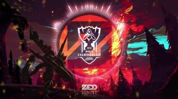 "League of Legends ""Zedd - Ignite (2016 League Of Legends World Championship)"""