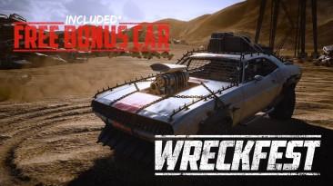 Wreckfest вышла на Xbox Series S | X и PlayStation 5. Анонсирован новый турнир Wrecking Madness