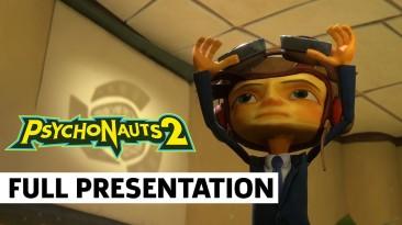 Путешествие по мирам-мозгам: Тим Шейфер показал много нового геймплея Psychonauts 2
