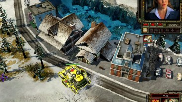 "Command & Conquer: Red Alert 3 ""Карта - Iceglade + Autumnglade + Starglade"""