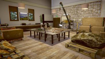 Симулятор палеонтолога Dinosaur Fossil Hunter получил бесплатный пролог в Steam