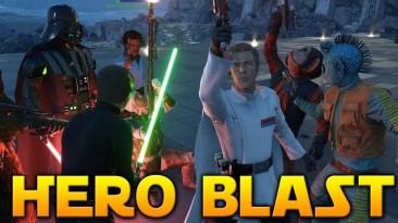 Моддеры сами добавили новый мультиплеерный режим в Star Wars: Battlefront