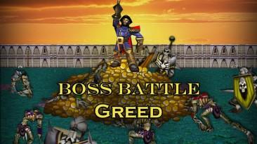 """Warcraft 3 """"Boss Battle: Greed"""""""