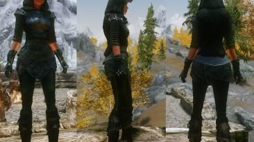 "Elder Scrolls 5: Skyrim ""Kela Stormcloak And Sons Of Talos Armor Replacer HDT 1.0"""