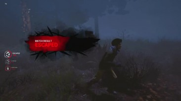Сбежал от маньяка в Dead by Daylight (эпик)