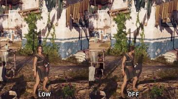 Assassin's Creed: Odyssey - сравнение разных настроек графики и руководство по оптимизации