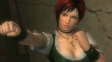 Dead or Alive 5 Ultimate: свежие скриншоты