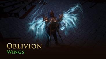 Path of Exile: Набор доспехов и крылья забвения, а также распродажа секций сундука