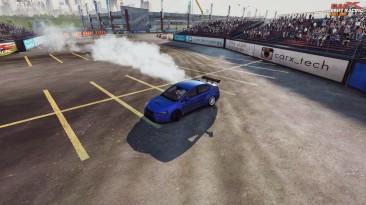 "CarX Drift Racing ""2 кузова для Syberia SWI (Субару)"""