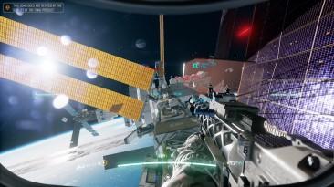 Boundary - это новый многопользовательский шутер от первого лица в космосе с потрясающим физическим разрушением