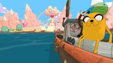 Adventure Time: Pirates of the Enchiridion отложена на неопределенный срок