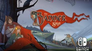 Switch-версия The Banner Saga обзавелась датой релиза