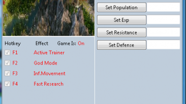 Age of Wonders 3: Трейнер/Trainer (+11) [1.100] {MrAntiFun}