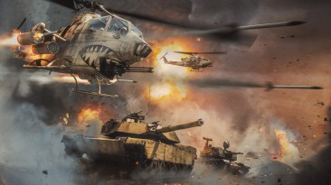 """Боевые вертолеты уже доступны в War Thunder с обновлением """"Полет Валькирий"""""""