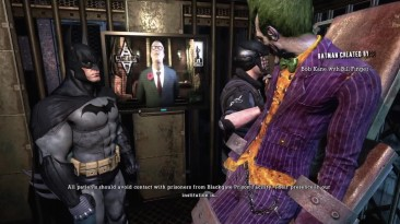 Первые 15 минут Batman: Return to Arkham на PS4