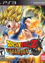 Обложка игры Dragon Ball Z: Ultimate Tenkaichi