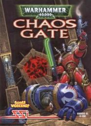 Обложка игры Warhammer 40.000: Chaos Gate