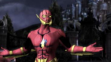 "Injustice: Gods Among Us ""ARMORED FLASH"""