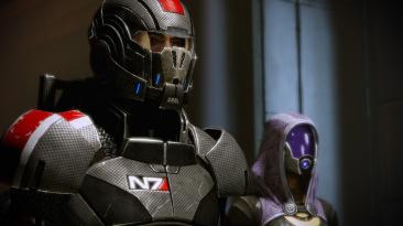 """Mass Effect Legendary Edition """"Шепард может дольше бежать"""""""