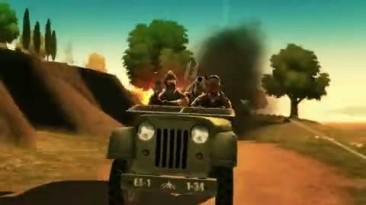 "Battlefield Heroes ""Беспредел на дорогах!"""