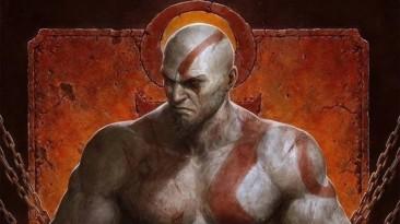 """""""Падший Бог"""": Первые кадры и обложки комикс-приквела God of War: Fallen God"""