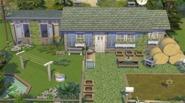 "The Sims 4 ""Маленький фермерский домик"""