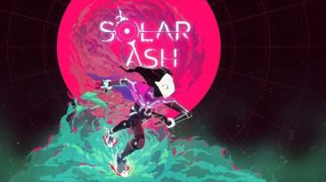 Новый геймплейный трейлер Solar Ash
