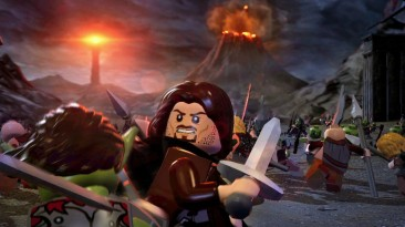 Humble Bundle начала раздавать LEGO the Lord of the Rings