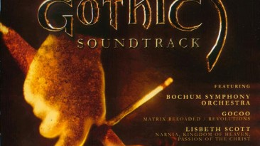"Gothic III ""OST,Limited Edition,Unreleased,GameRip,Bonuses"""