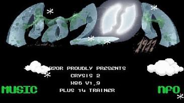 Crysis 2: Трейнер (+14) [1.9] {Razor 1911}