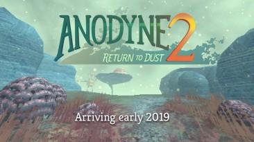 Анонсирована игра Anodyne 2: Return to Dust