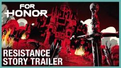 For Honor насчитывает 25 млн. игроков. Анонсирован 3-й сезон 4-го года