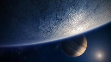 Новый трейлер Destiny 2: Beyond Light посвящён спутнику Юпитера Европе