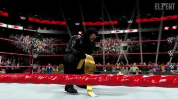 5 способов сделать WWE 2K18 эпичной и непредсказуемой