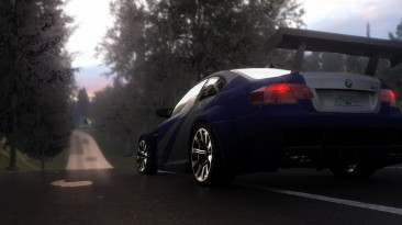 "Need for Speed ProStreet ""Graphics Mod By werterozz"""