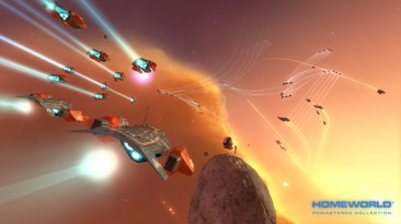 Homeworld Remastered Collection за 299 рублей в Steam