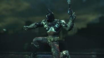 """Batman: Arkham City """"Arkham Knight из Batman Arkham Knight"""""""